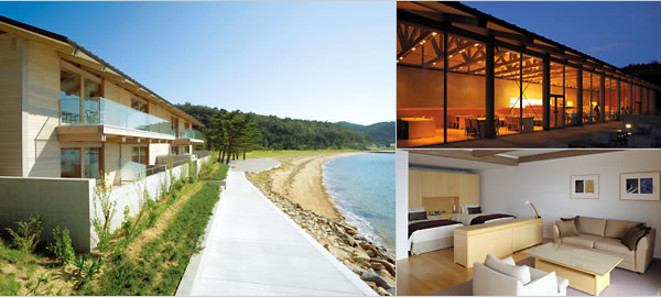 "BENESSE HOUSE 「ベネッセハウス」 Creating ""art"" in beautiful Naoshima Island"