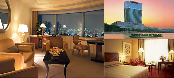 IMPERIAL HOTEL OSAKA 「大阪帝国ホテル」 Traditions of the Imperial brand on the riverside in Osaka