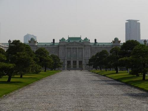 Akasaka palace which functions as the state guest house for Classic house akasaka prince