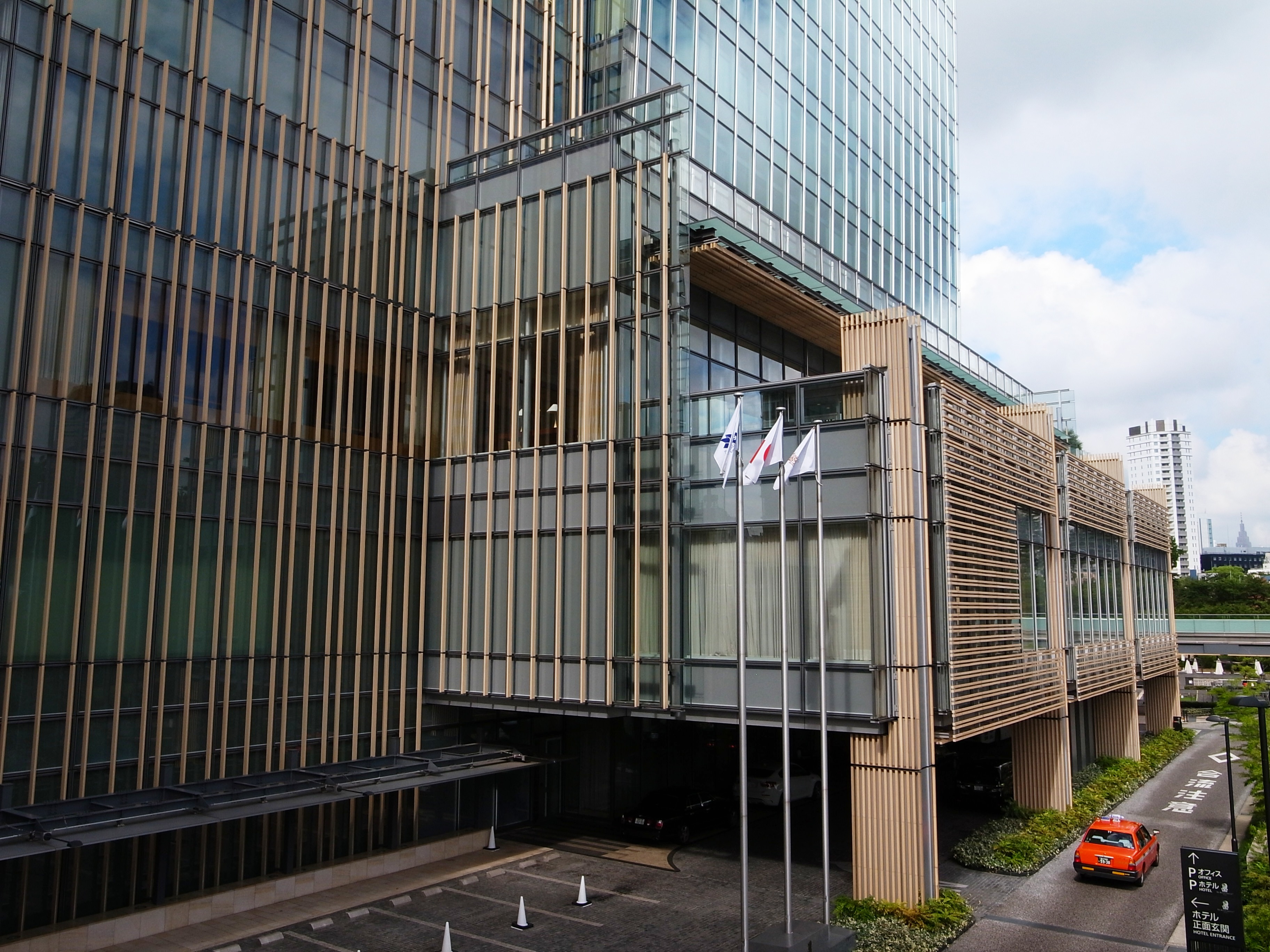 The Ritz Carlton Tokyo True Luxury Hotel Loated In Quot Tokyo