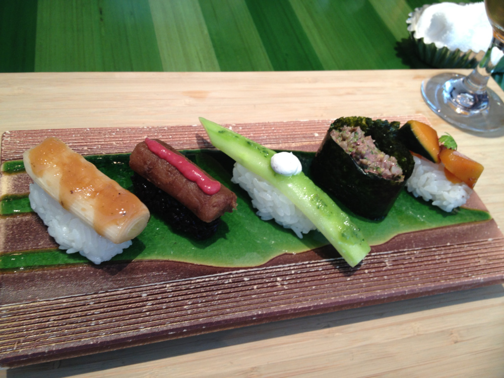 Vegetable Sushi: A Twist on the Ordinary | JTBUSA blog