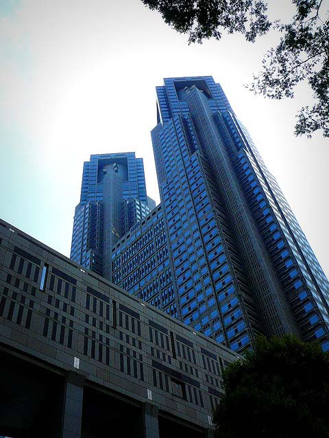 Enjoying the views from the tokyo metropolitan government building jtbusa blog - Www living hall digion ...