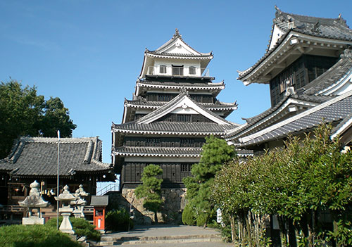 The Famous Castle Town of Nakatsu City, Oita