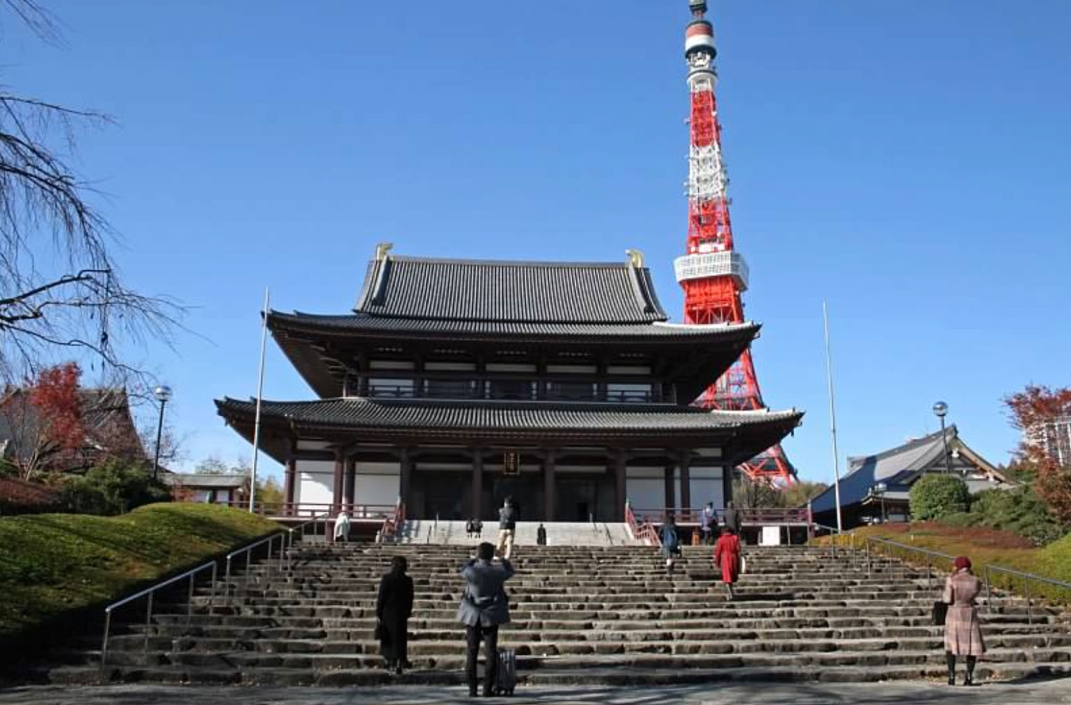 When visiting the famous tokyo tower be sure to stop by for Visit tokyo