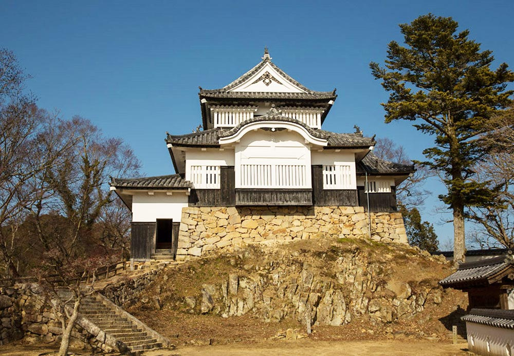 Bitchu Matsuyama Castle in Okayama is One of Japan's Few Remaining Original Castles
