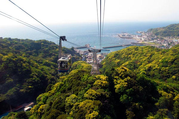 Japan's Saw Mountain, Nokogiriyama