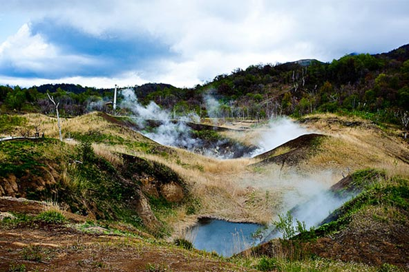Experiencing Volcanic Activity in Shikotsu-Toya National Park