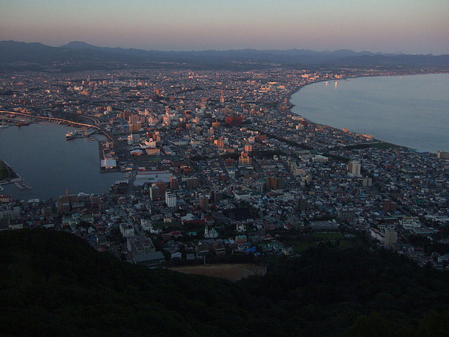 Hakodate: The Gateway Between Honshu and Hokkaido