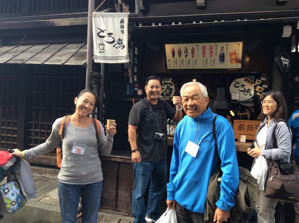 Takayama, Kanazawa, Toyko Tour Oct14 174