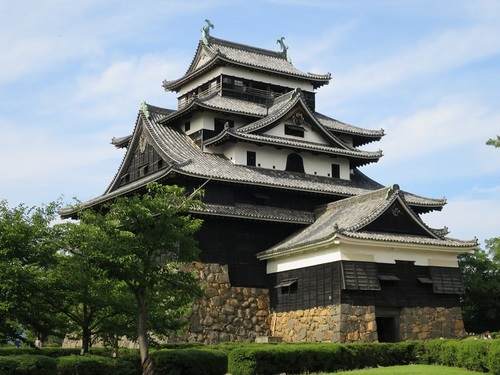 'Matsue Castle', designated as an important cultural asset, is one of the largest and oldest castles among the existing castles in Japan.