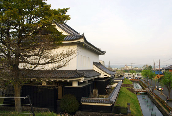 Want to Visit Somewhere in Kyoto Other than Temples? Visit Shoryuji Castle!
