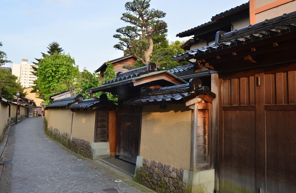 Kanazawa Bukeyashiki (3)