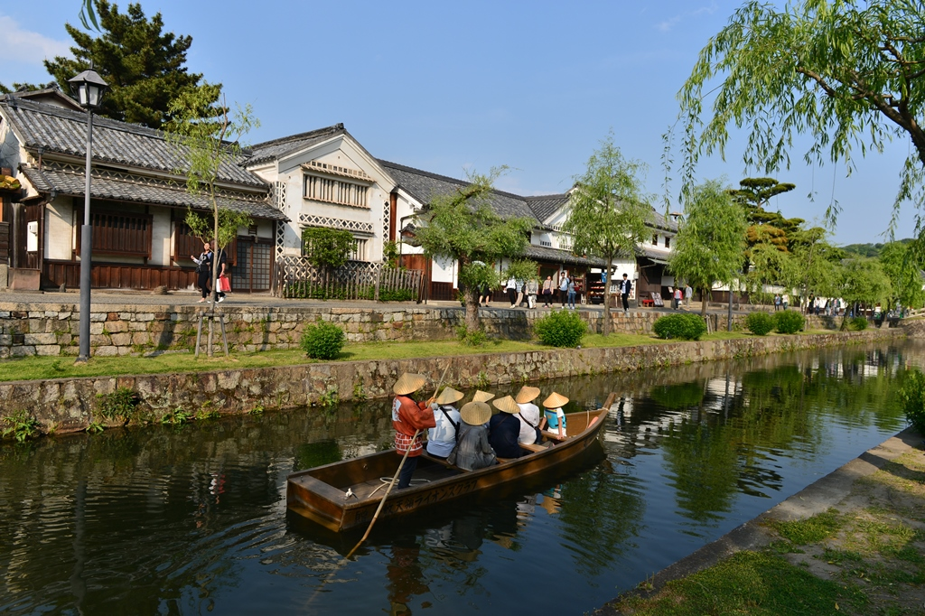 The Vienna of Japan-KURASHIKI