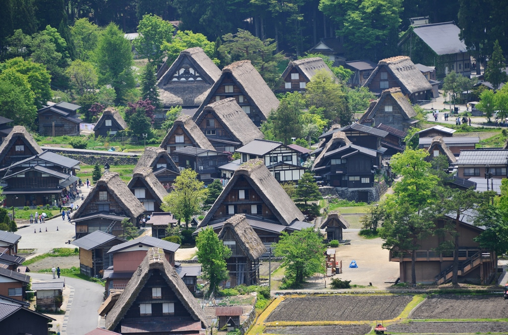 Shirakawago Amp Gokashomura Unlike Your Modern Day