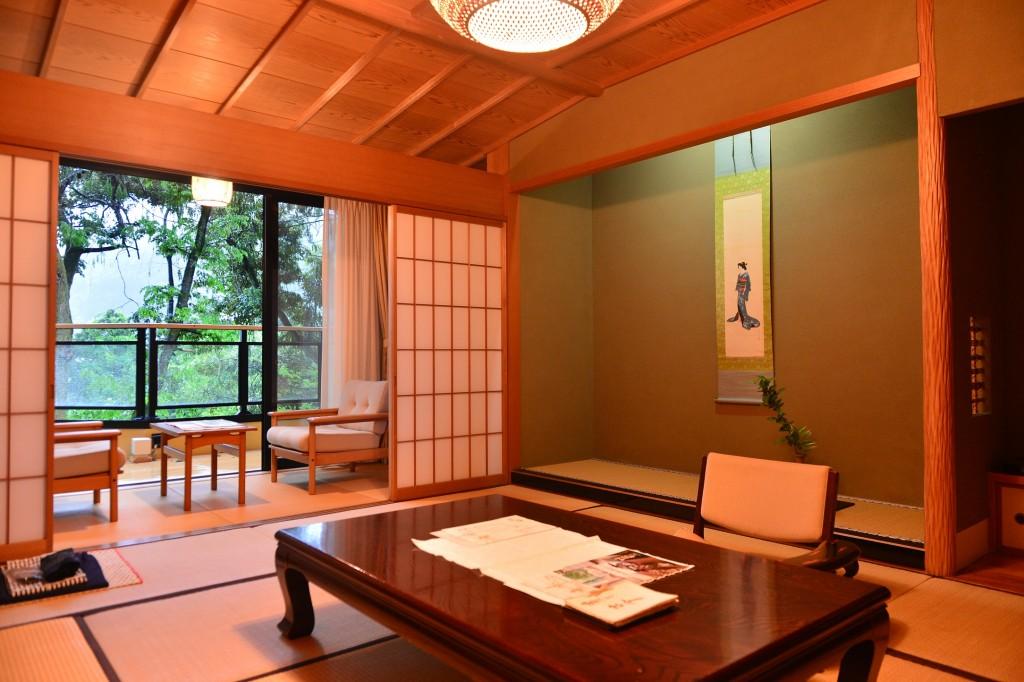 Kayote's Japanese Tatami Room