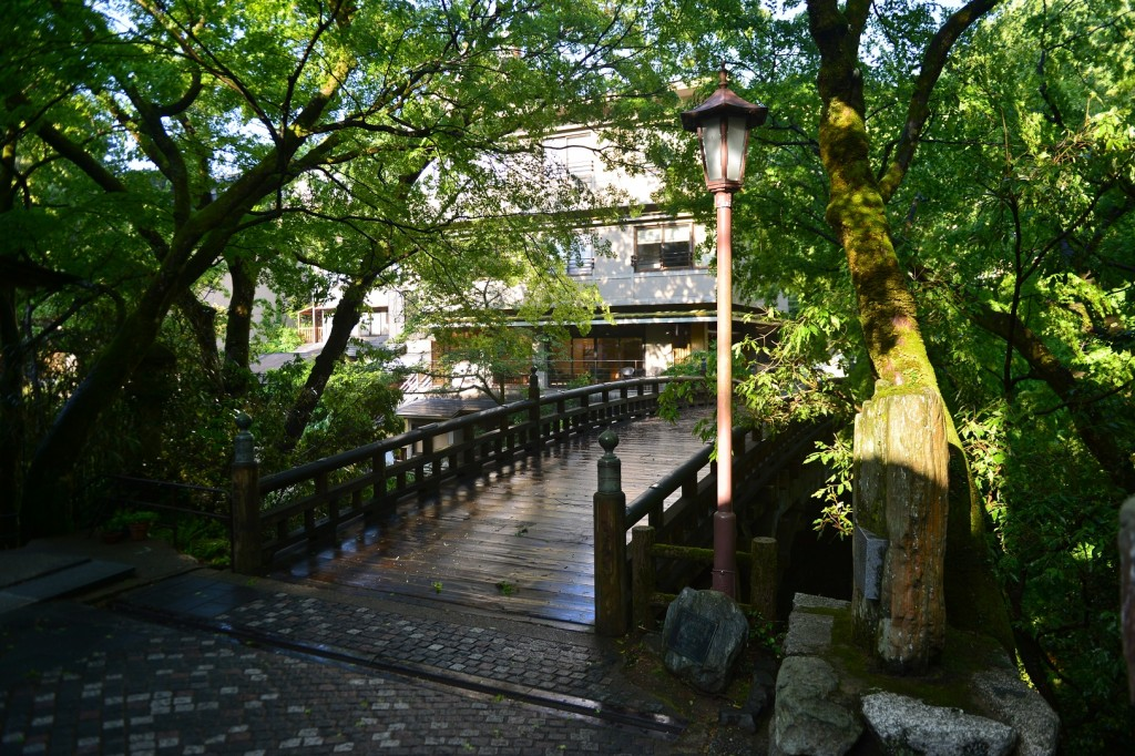Kakusenkei Yuhodo Trail and Koorogi Bashi
