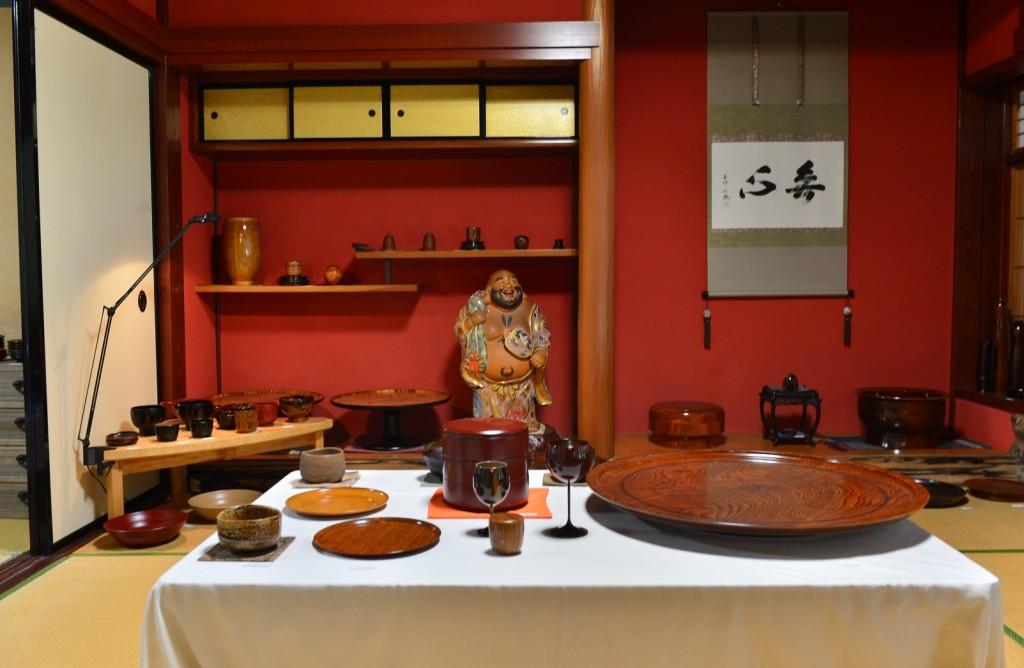 Yasuhiro Sakate's Senju Kobo Gallery