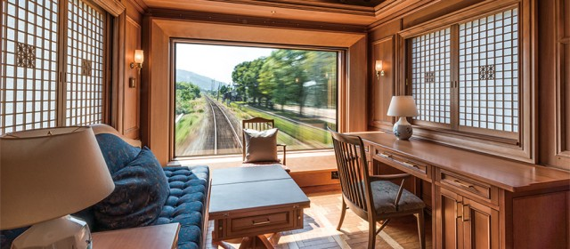 The Most Luxurious Train in Japan SEVEN STAR CRUISE TRAIN in Kyushu  May 31st Departure
