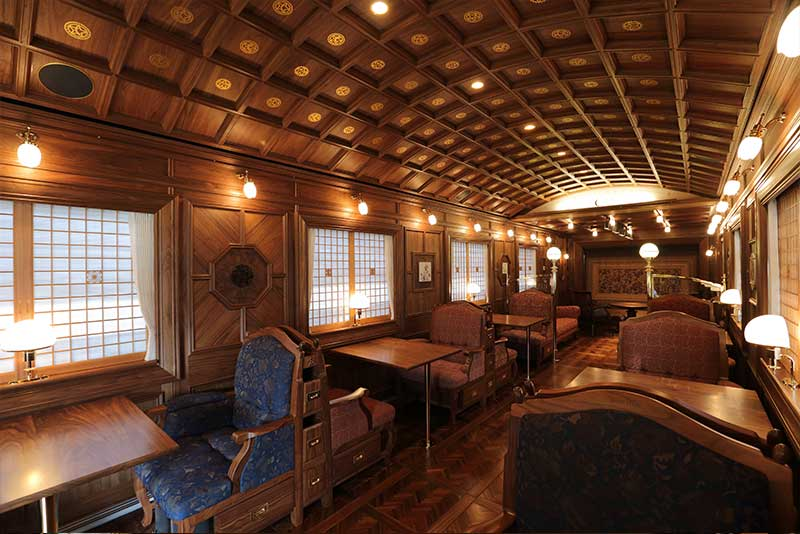 Seven Star Train Dine