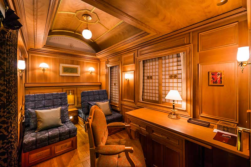 Seven Star Train Room 3