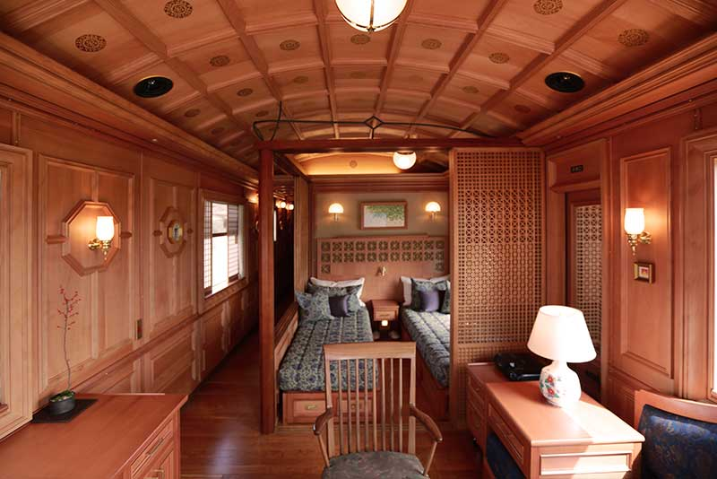 Seven Star Train Room 4
