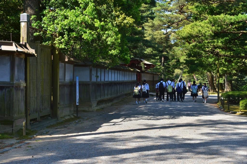 Kanazawa Kenroken