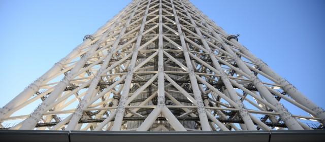 Five Fun Flashy Places in Tokyo