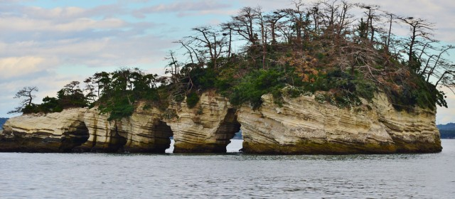 The Big Beautiful Bay of Matsushima