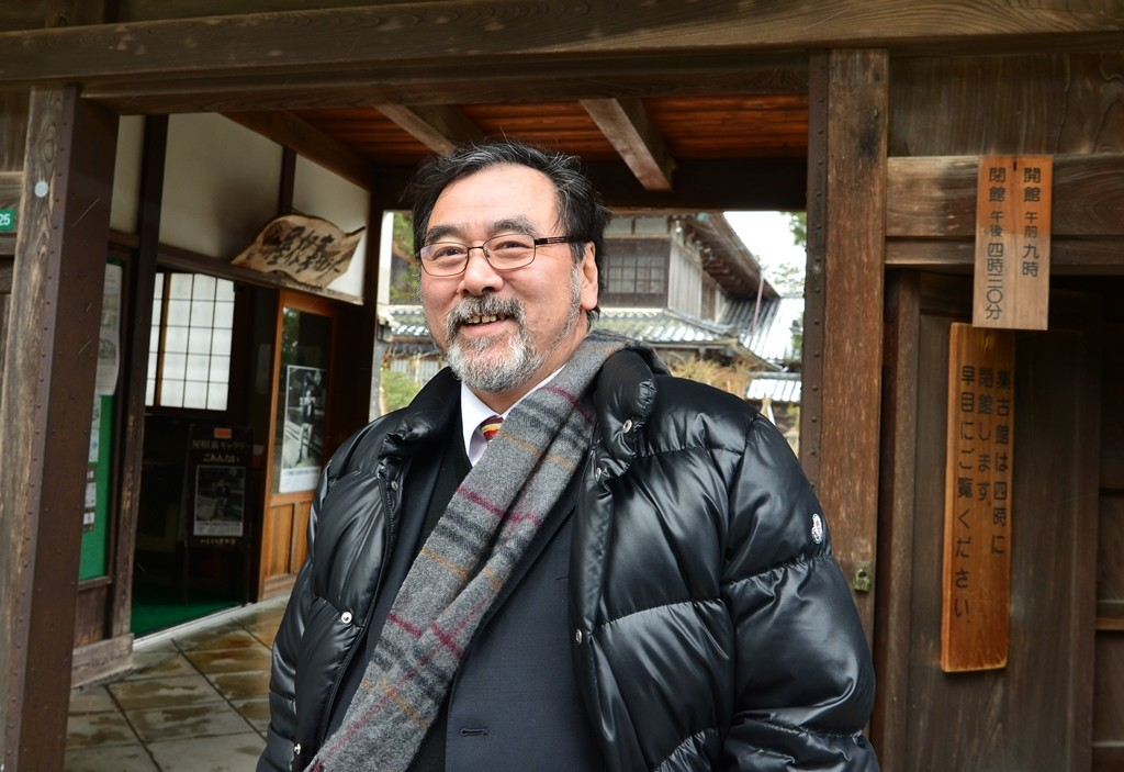 Mr. Takao Sato, Executive Director & Curator of Northern Culture Museum
