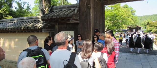 Escorted Tour from Honolulu Summer Kyoto Osaka USJ, Tokyo